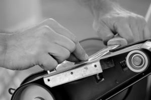 Symbolbild unserer Messer schärfen Anleitung